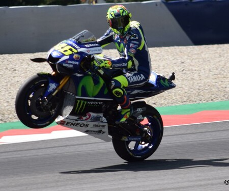 Moto GP Red Bull Ring 2016 Impressionen