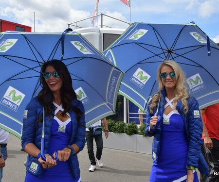 Moto GP Red Bull Ring Impressionen