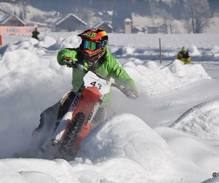 Skijöring Gosau @Gerhard S