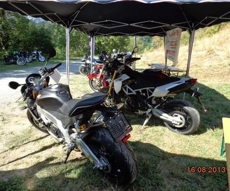 Motorradfest auf der Burg Liebenfels