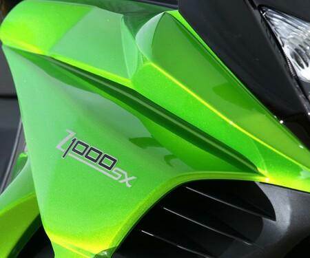 Kawasaki Z1000SX Details
