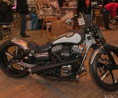 Thunderbike auf der Custombike Messe