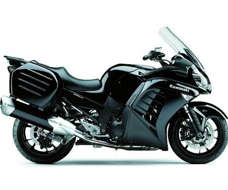 Kawasaki GTR 1400 2012
