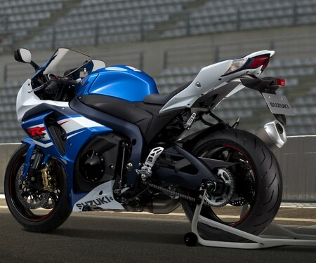 Neue Suzuki GSX-R 1000 2012