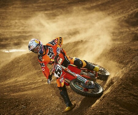 Ryan Dungey KTM Action