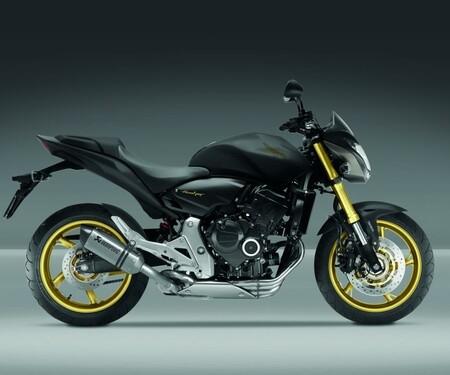 Honda CB600F Hornet 2012