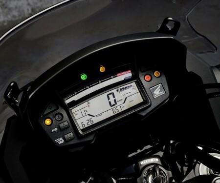 Honda Crosstourer - Detail Fotos