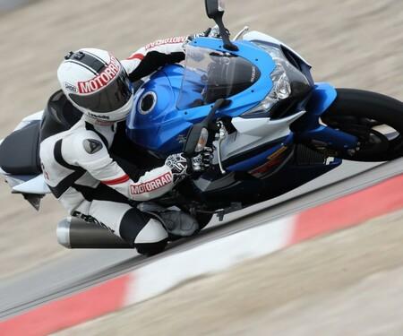 Superbike Vergleichstest  Suzuki GSXR 1000