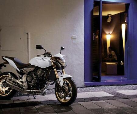 Honda Hornet 600 2013