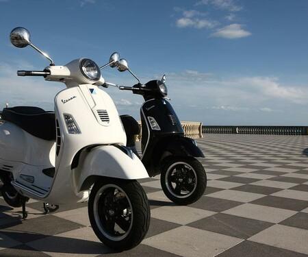 Motorrad Bilder Vespa Gts 300 I E Super