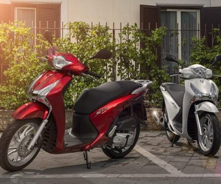 Honda SH150i - Details