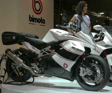 Bimota DB12 BTourist