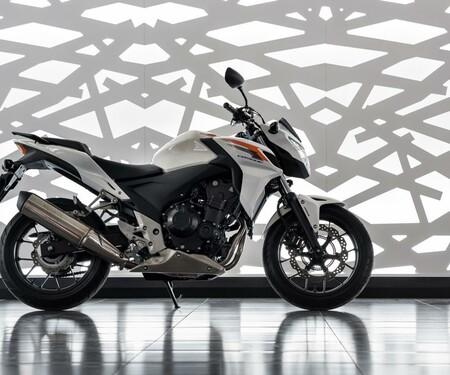 Honda CB500F Stills & Details