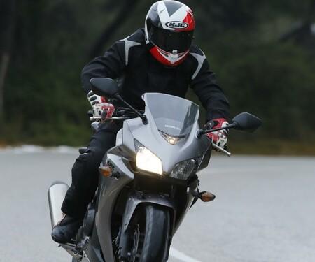 Honda CBR500R Test in Barcelona