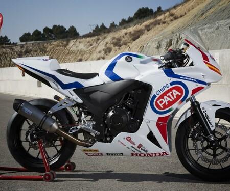 Honda CBR500R Pata Racing Edition