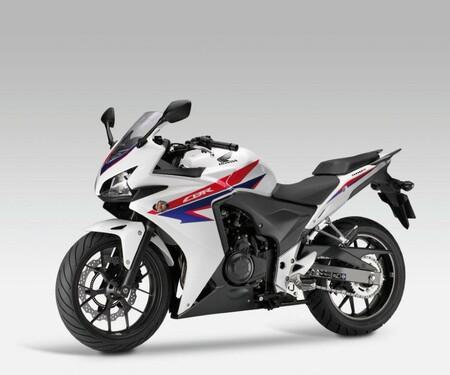 Honda CBR500R Action & Studiofotos