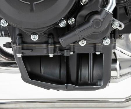 Honda CBR500R Technik