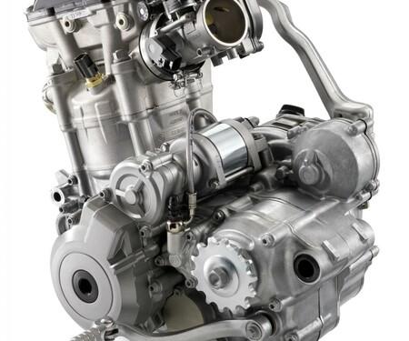 KTM EXC 2014 Detail Bilder