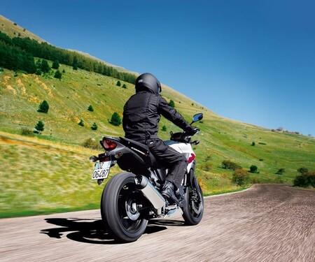 Honda CB500X Fahr- und Standfotos