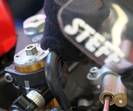 Yamaha YZF-R6 IDM Racebike von Stefan Kerschbaumer