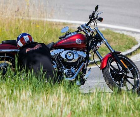 Harley Davidson Breakout 2013