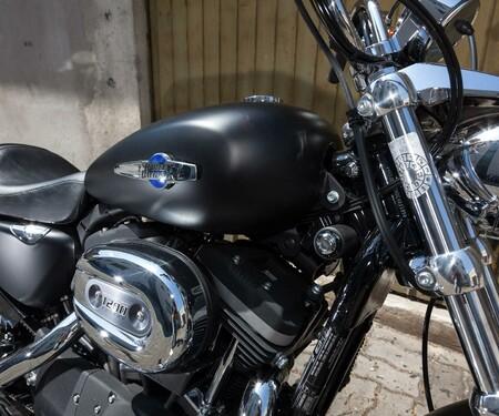 Harley Davidson Sportster Custom Limited