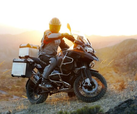 BMW R 1200 GS Adventure Action