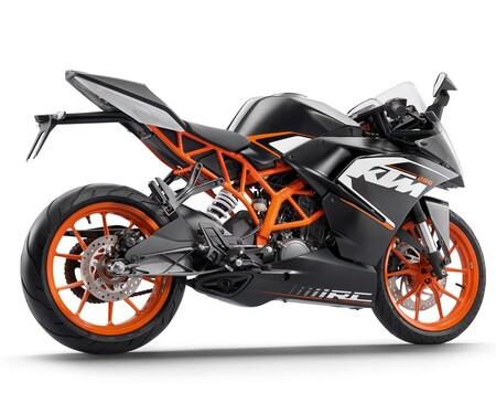 KTM RC 200 2014