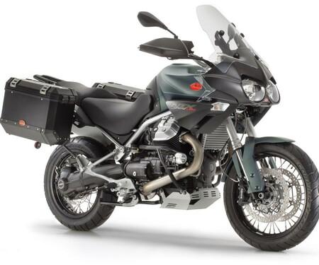 Moto Guzzi - Stelvio - EICMA 2013