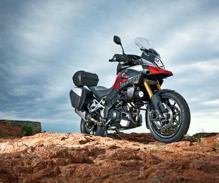 Suzuki V-Strom 1000 ABS 2014 Zubehör