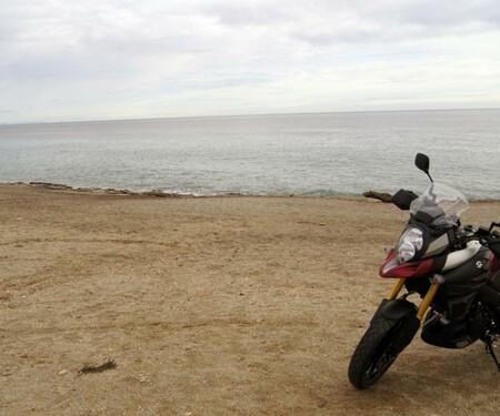 V-Strom 1000 ABS Testfahrt Almeria