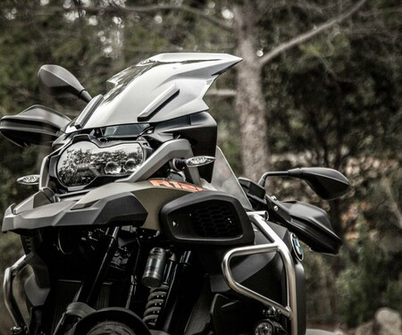 BMW R 1200 GS Adventure Test