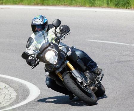 Suzuki V-Strom 1000 Dauertest