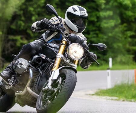 BMW R nineT Test | Stunts, Action, Fahraufnahmen