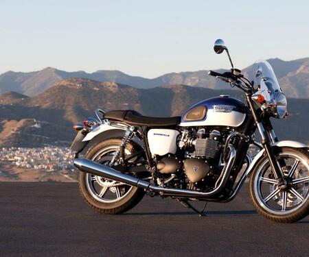 Triumph Klassiker 2015