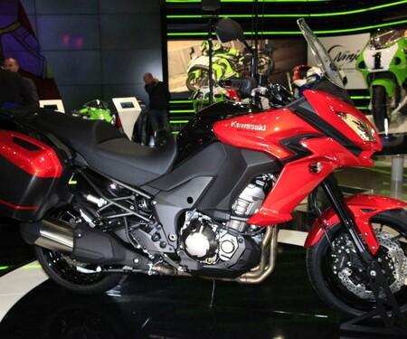 Kawasaki Versys 1000 Modell 2015