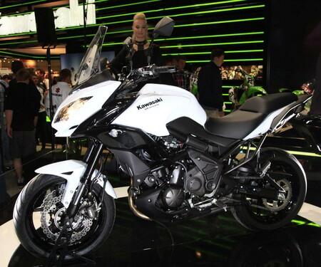 Kawasaki Versys 650 Modell 2015