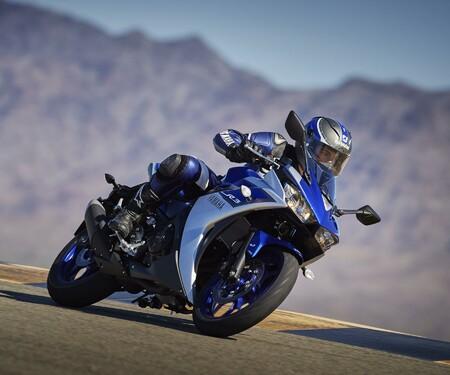 Yamaha YZF R3 2015 Fotos