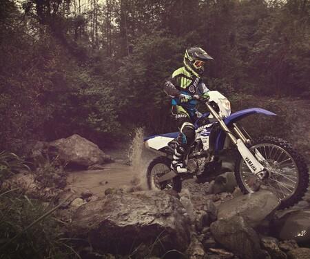 Yamaha WR250F 2015 Fotos