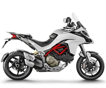 Ducati Multistrada 1200/S 2015 - 160 PS für gemütliches Touren