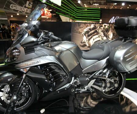 Kawasaki 1400 GTR 2015