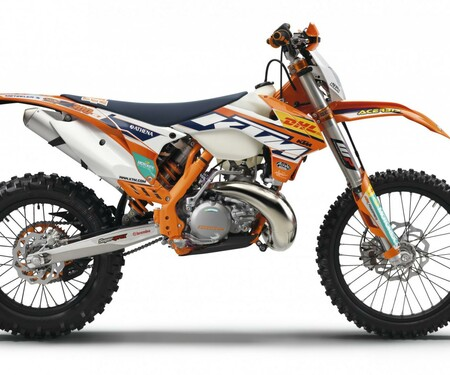KTM EXC Factory Editions 2015