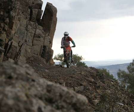 Hard Enduro Zypern mit Exclaimtours