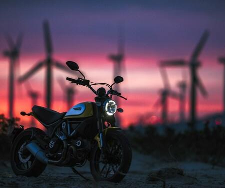 Ducati Scrambler 2015 - Erster Test