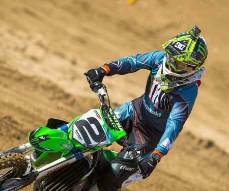 Ryan Villopoto Motocross-Training