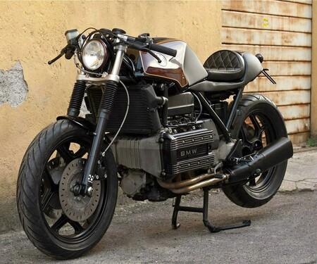 BMW K100 von Cafe Twin