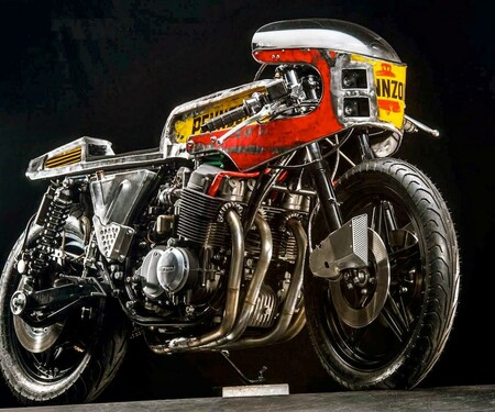 Honda CB750 Vibrazioni Art Design