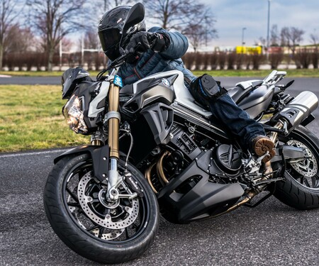 BMW F 800 R - Actionfotos
