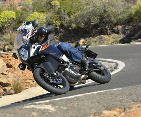 KTM 1050 Adventure Test 2015