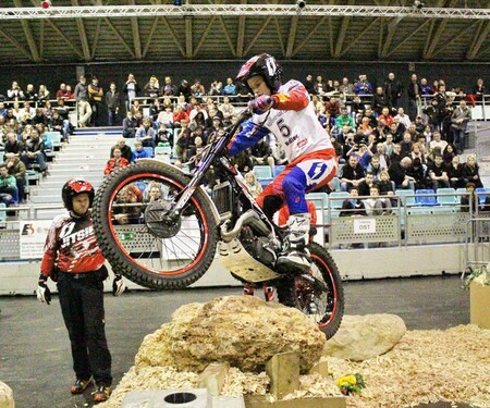 Hallentrial-WM Wiener Neustadt/Arena Nova  2015